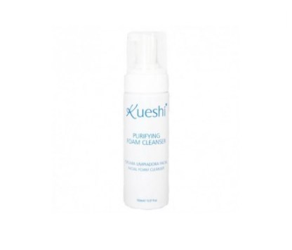image illustrant la mousse purifying kueshi