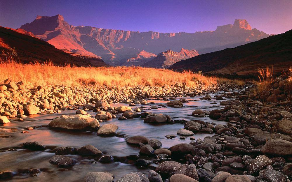 The Amphitheater, Drakensberg Mountains