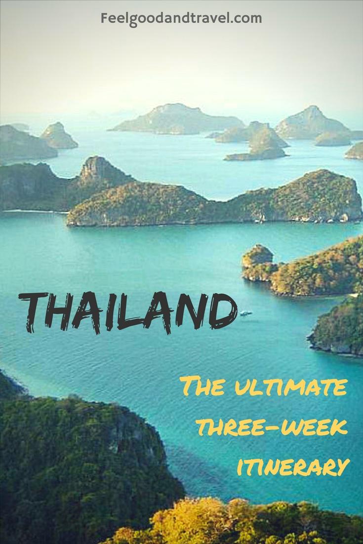 Thailand Pinterest Pin