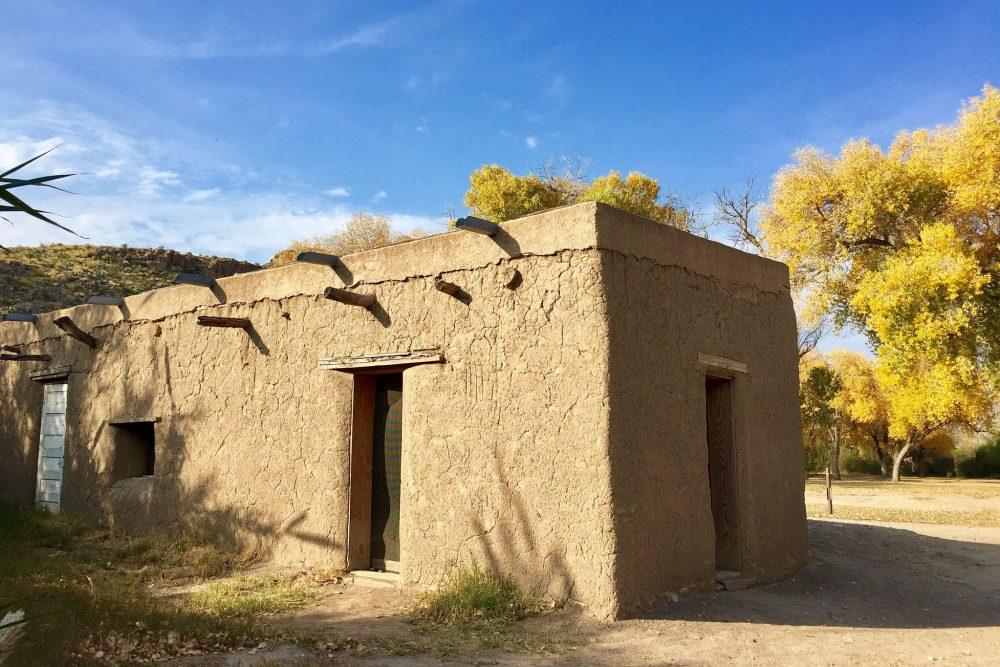 Daniels Ranch near Rio Grande Village