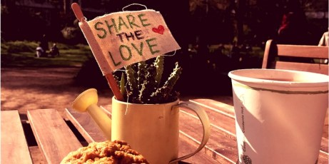 Share The Love RAOK Photo
