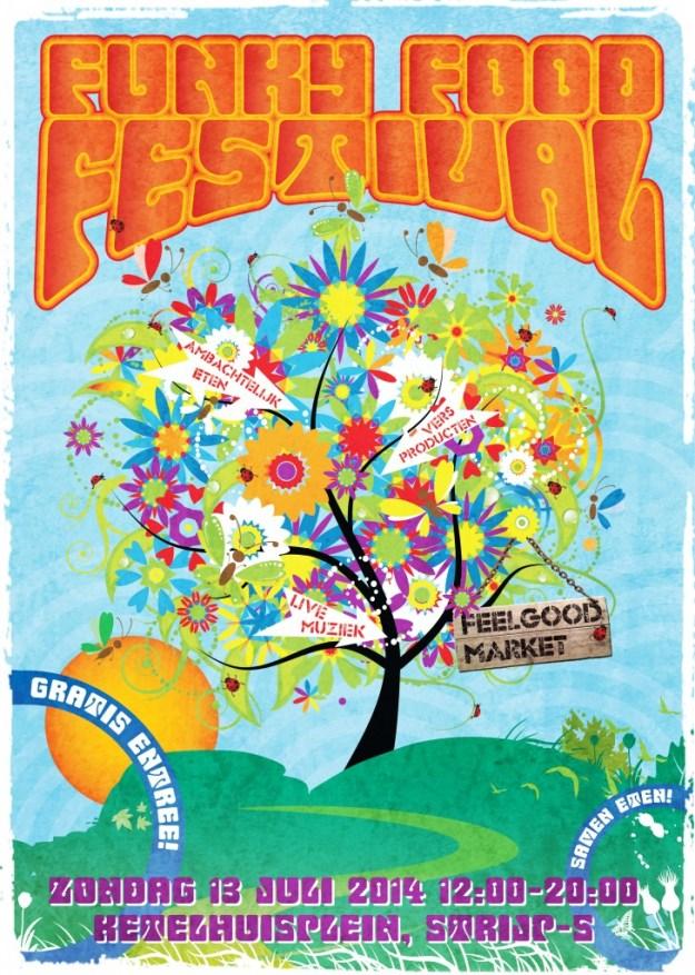 FunkyFood Festval Flyer 2014 front A5_Fotor
