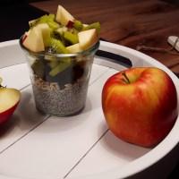 Chia-Pudding - mein gesunder Start in den Tag