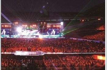 東方神起 コンサート