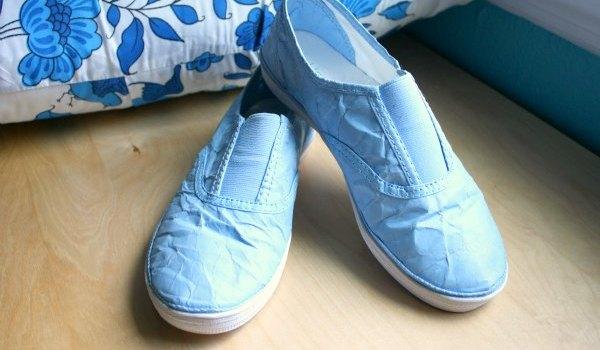 Tyvek Shoes