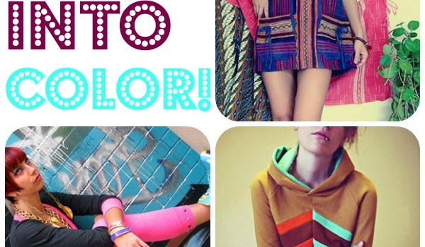 fall neon clothing