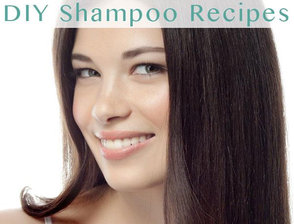 Valentine's Day Ideas: Homemade Shampoo