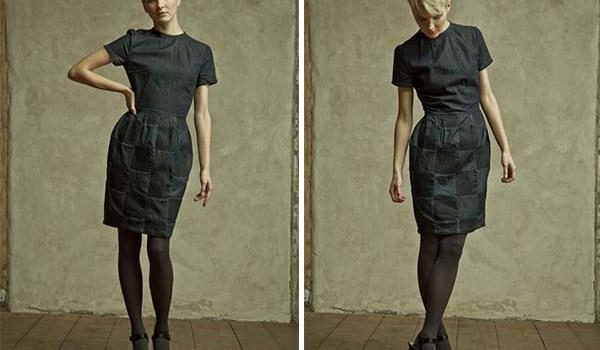 reet aus upcycled clothing