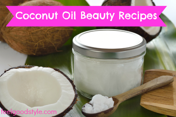 5 Natural Beauty Uses for Coconut Oil