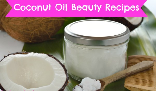 natural beauty uses for coconut oil