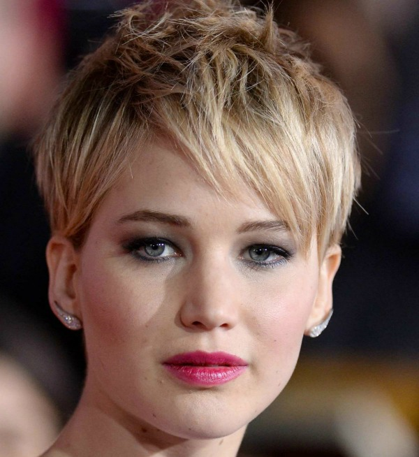 Jennifer Lawrence Catching Fire Makeup Look Feel Good Style