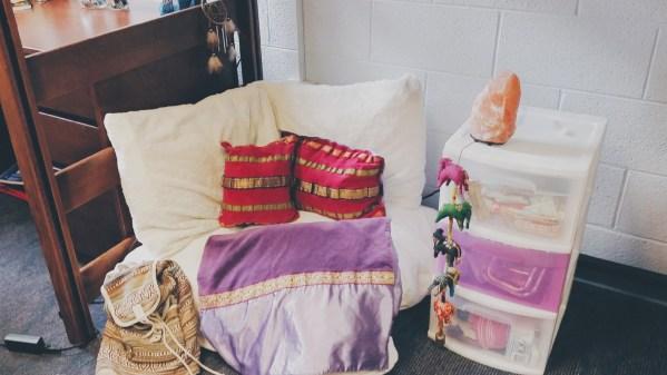 personal zen space