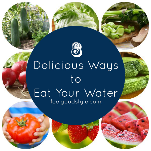 8 Most Hydrating Foods