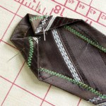 How to Make a Cowl for Fall from a Vintage Necktie