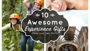 10 Awesome Experience Gifts for the Holidays