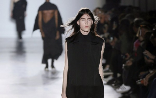 Is Rick Owens' Penises on the Paris Catwalk A Victory for Women? [NSFW]