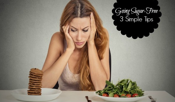 3 Simple Tips for Going Sugar-Free This Year