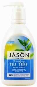 jason tea tree body wash