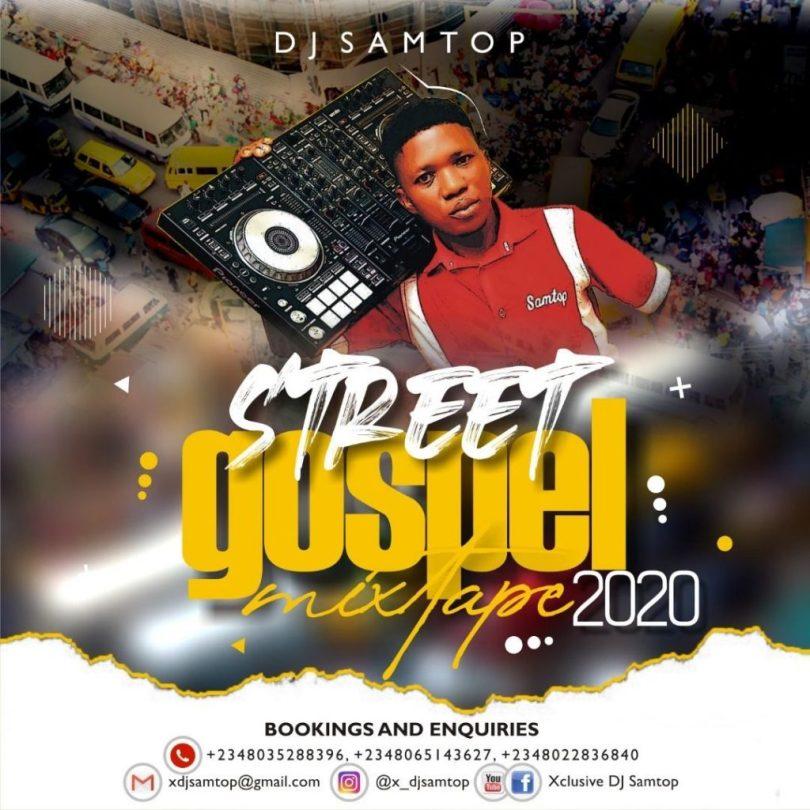 Hip Hop Gospel Dance Party DJ Mix (Naija Street Gospel Non Stop Mix)