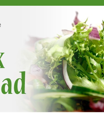 How to make a detox salad for weight loss