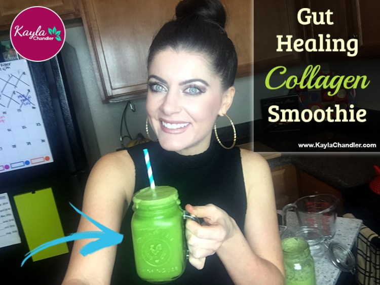 Energizing Detox Smoothie