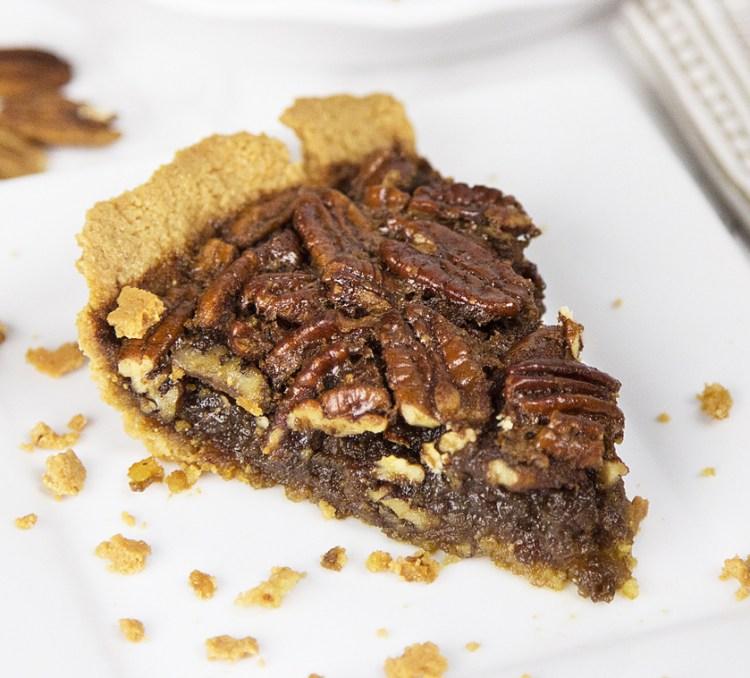Gluten Free Paleo Pecan Pie Recipe