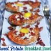 Gluten Free Paleo Breakfast Bowls