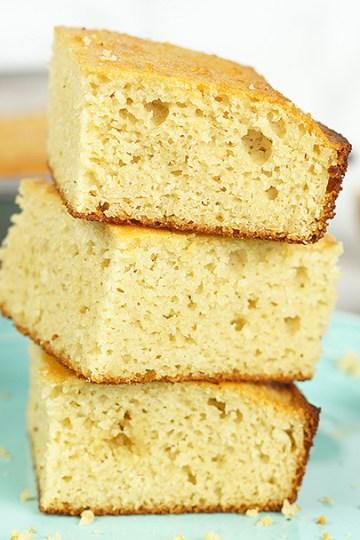 Gluten Free Paleo Cornbread Recipe