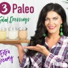 Healthy Creamy Paleo Salad Dressings