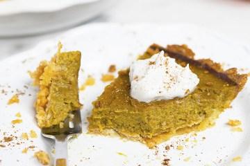 Grain Free Keto Pumpkin Pie