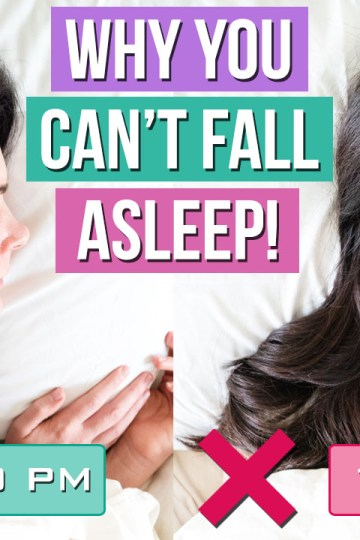 How to Cure Insomnia | How to Fall Asleep Fast