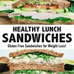 4 Healthy Sandwich Recipes for Weight Loss