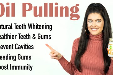 Benefits of Oil Pulling | How to Oil Pull