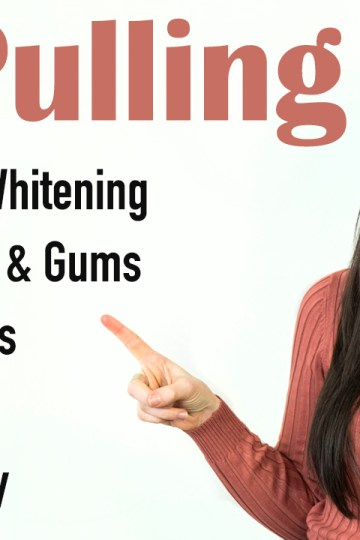 Benefits of Oil Pulling   How to Oil Pull