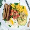 Healthy Keto Breakfast Bowl Recipe