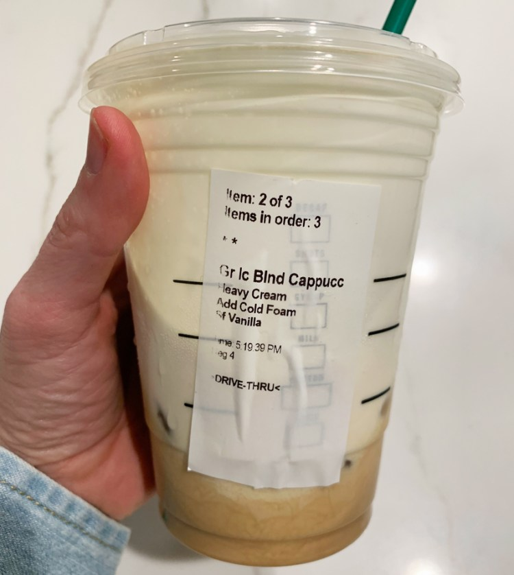 Keto Starbucks Drinks | How to Order