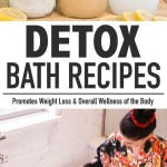 DETOX BATH RECIPES FOR RELAXATION AND WEIGHT LOSS