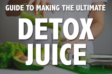 Juice Cleanse | Detox Juice Recipes | Juicing 101