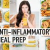 ANTI-INFLAMMATORY MEAL PREP RECIPES