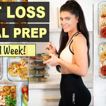 5-Day Weight Loss Meal Plan | Healthy Holistic Recipes