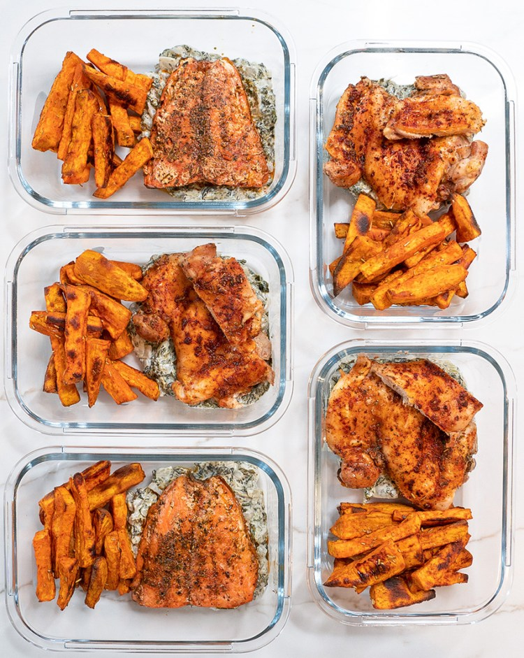 5-Day FREE Weight Loss Meal Plan | Healthy Meal Prep | Grain Free Paleo Recipes