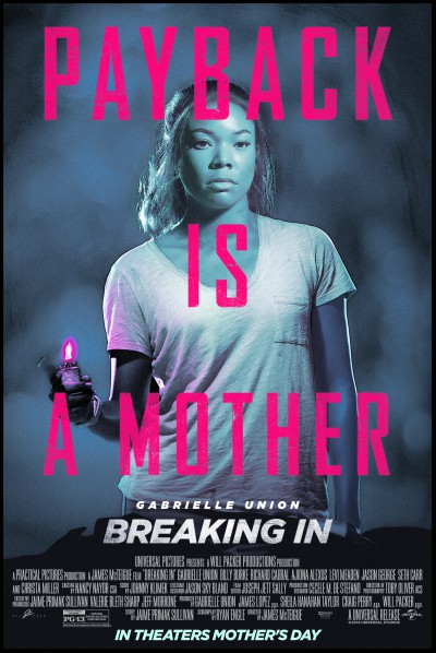 Image result for breaking in poster