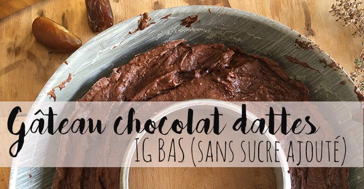 gateau-IG-bas-chocolat-dattes-diabète