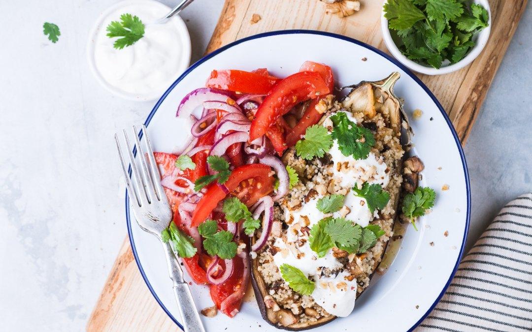 Comment équilibrer son assiette végétarienne
