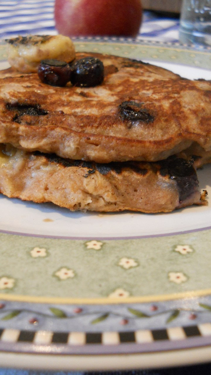 College Pancakes
