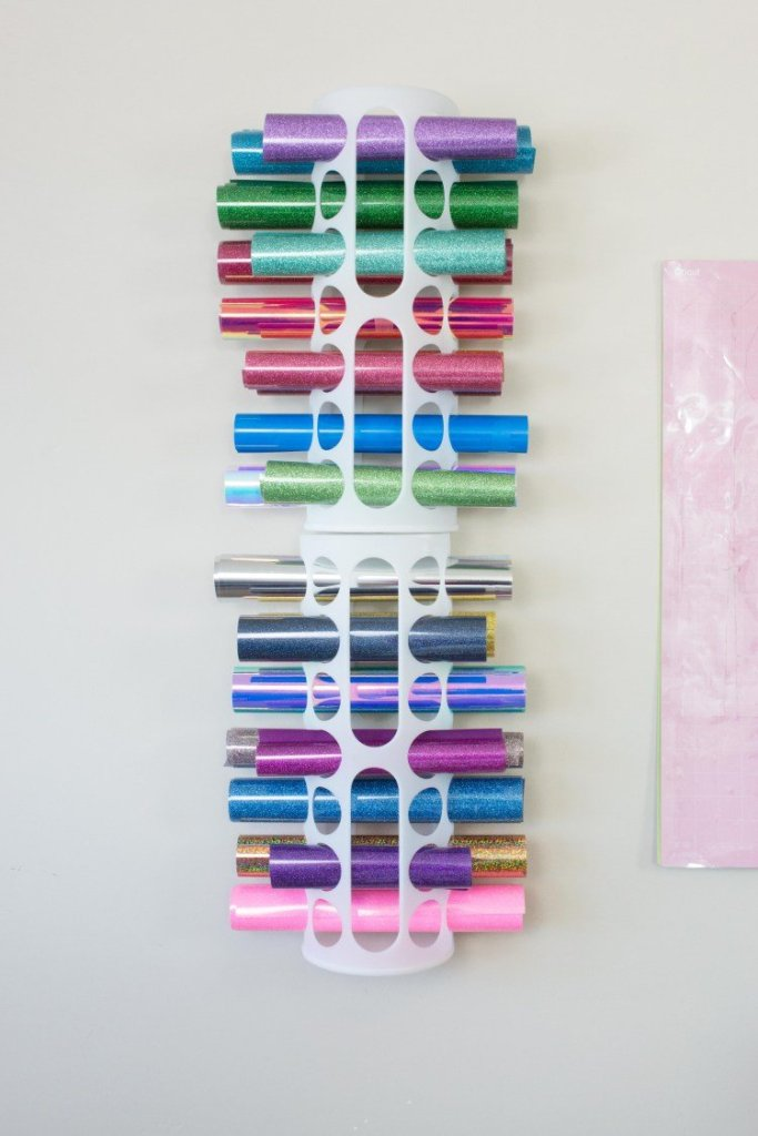 30 Clever Ways To Organize Your Craft Supplies Feeling Nifty