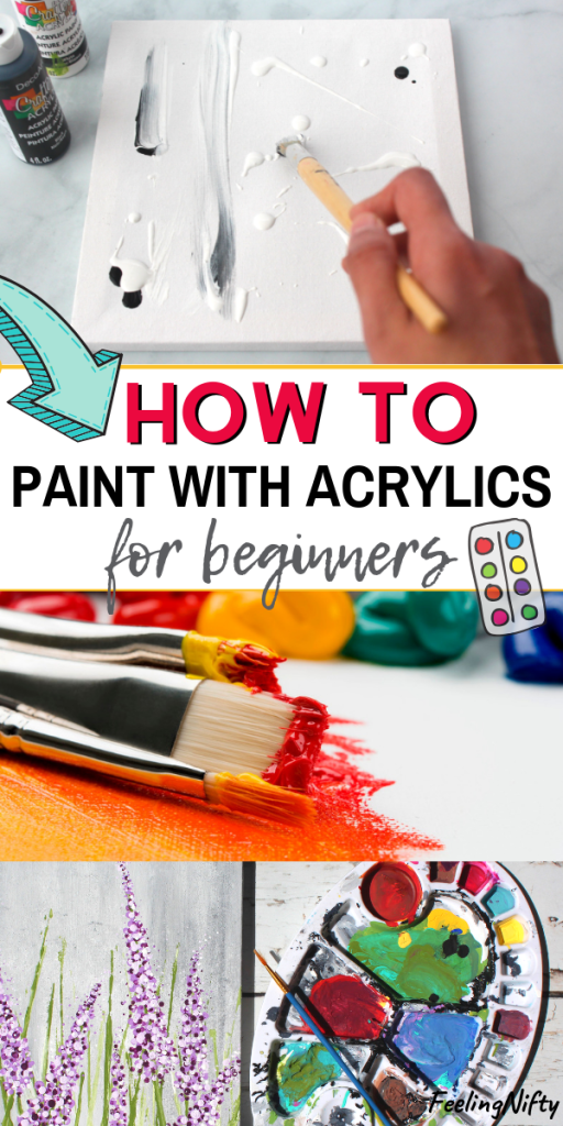 acrylic tips for beginners