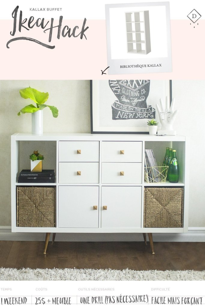 31 Genius Ikea Kallax Hacks To Organize Your Entire Home