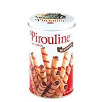 Pirouline Artisan Rolled Wafers - Dark Chocolate - 14 oz