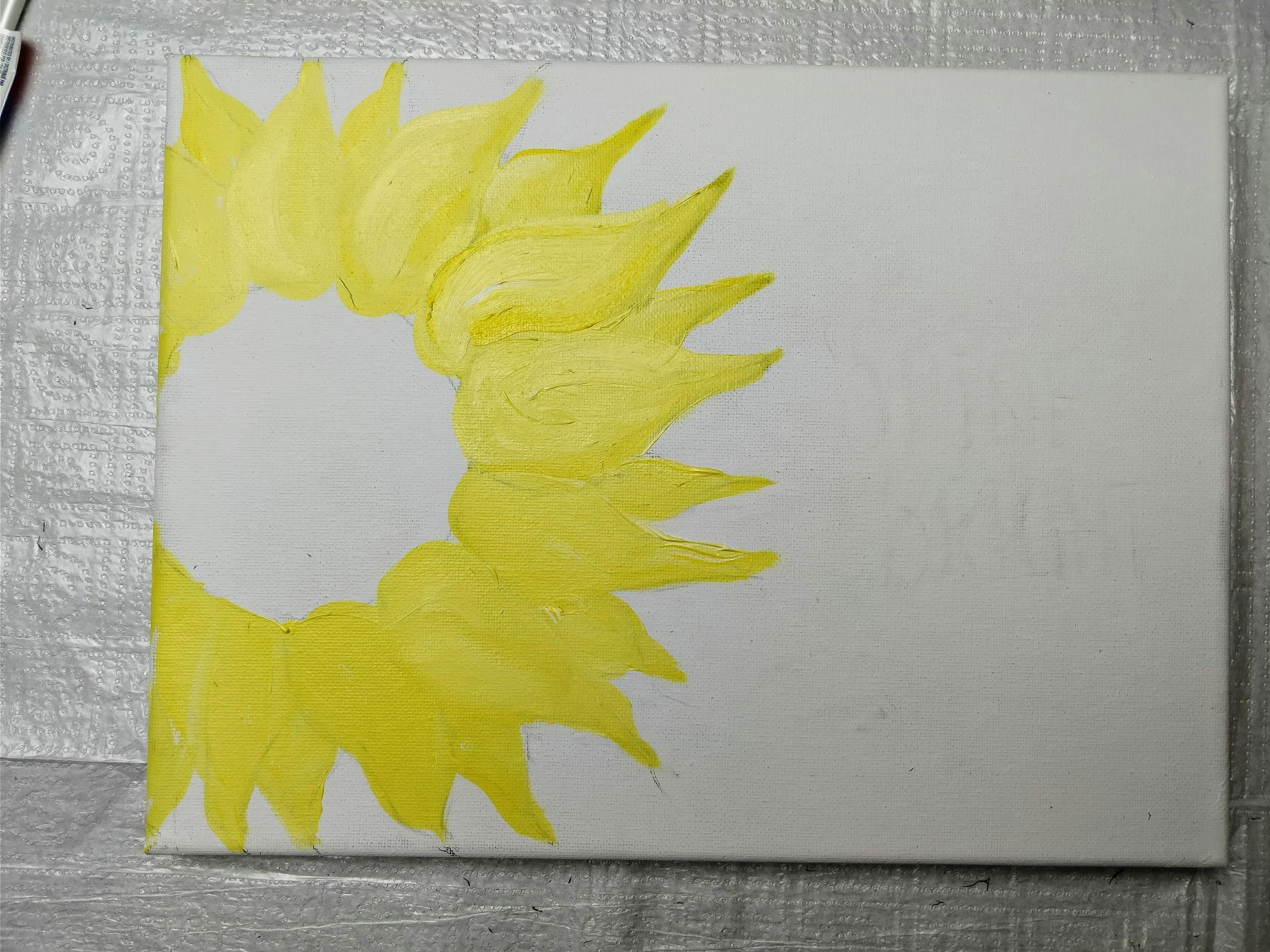 sunflowers to paint